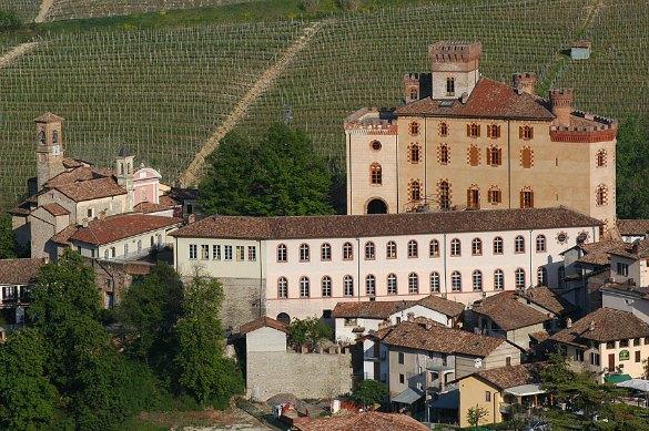 Castello di Barolo - Langhe (foto ente turismo)