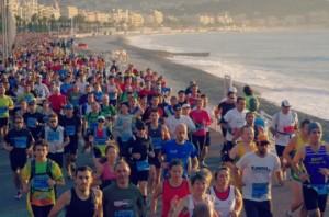 La mia prima mezza maratona a Nizza: iscrizione, percorso e pensieri