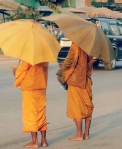 La frontiera Thailandia/Cambogia a piedi