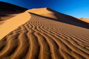 Immagini di uno dei deserti più belli del mondo: Algeria