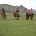 Trekking a cavallo in Mongolia: parliamone!