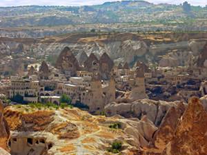 Dicesi disavventure: Goreme (Turchia)