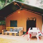 Glamping: 10 motivi per preferire il campeggio al resort