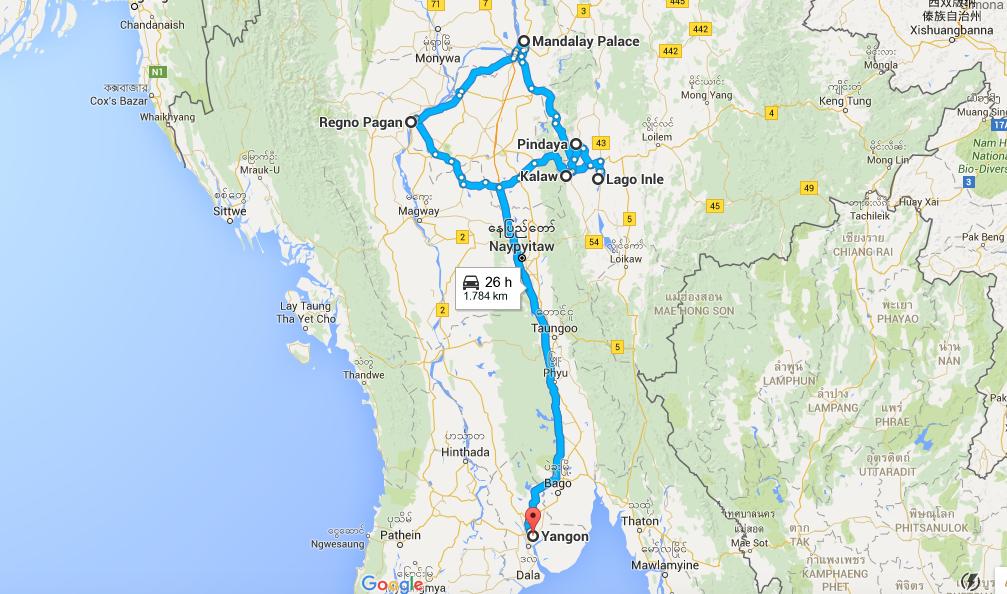 itinerario myanmar birmania 065