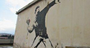Banksy a Betlemme: la street art in Palestina