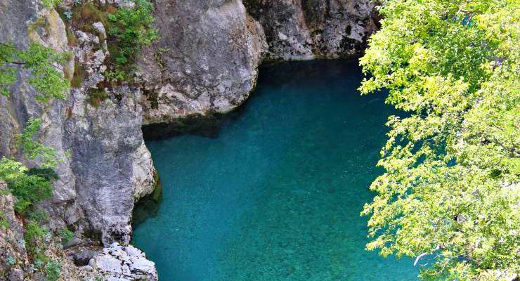 parco naturale di theth albania