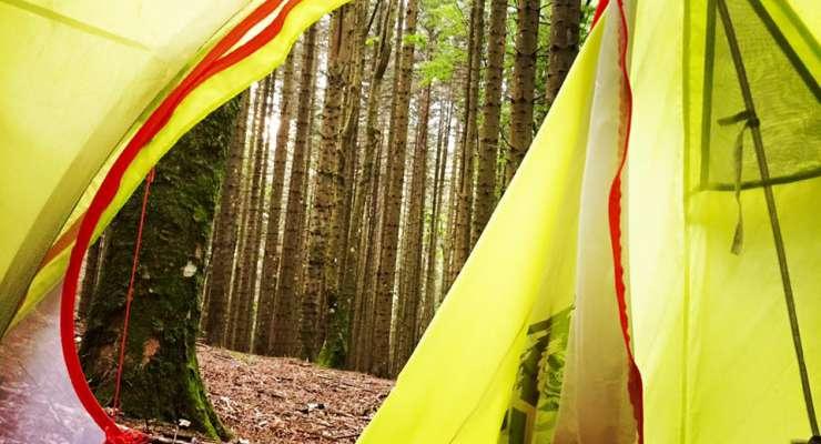pensieri campeggio libero fringeintravel