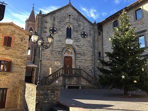 Via di Francesco tappa 5: da Città di Castello a Pietralunga