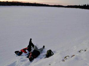 Spiegare a chi ama il caldo perché andare in Lapponia (Mamma, sei pronta?)