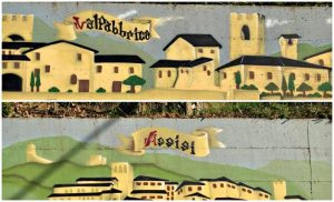 Via di Francesco tappa finale: da Valfabbrica ad Assisi, l'arrivo