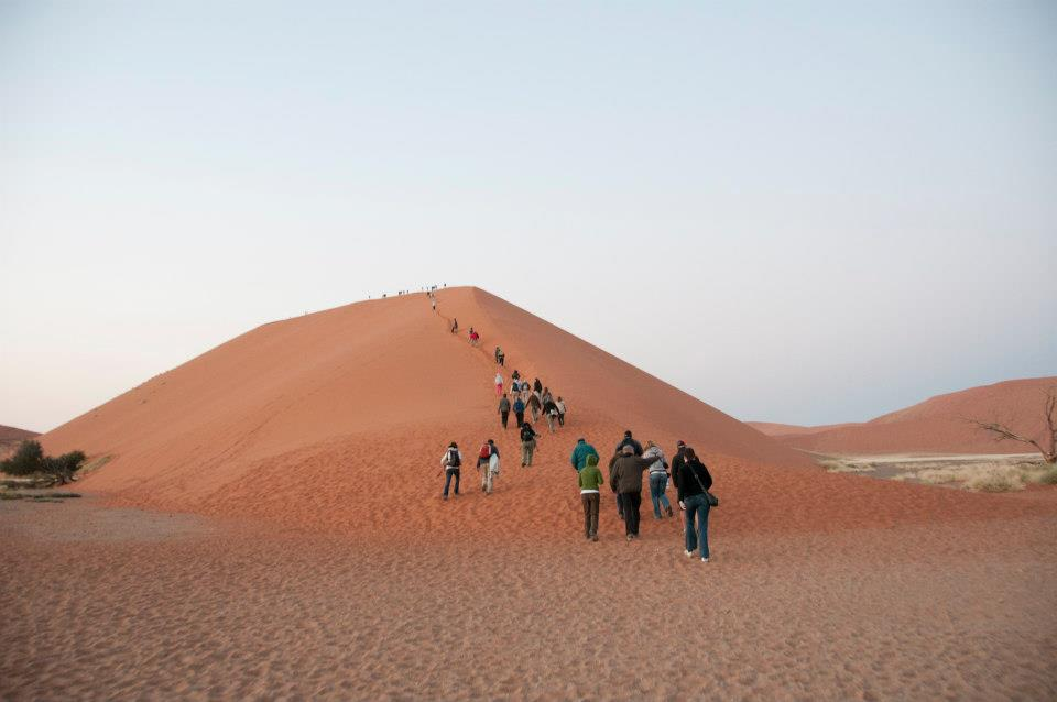 Sossusvlei Namibia Desert Namib