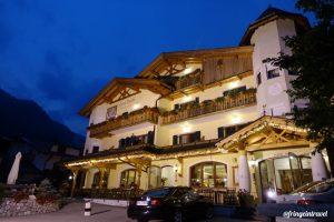 Dove dormire alla Marmolada? Pineta Pastry Hotel