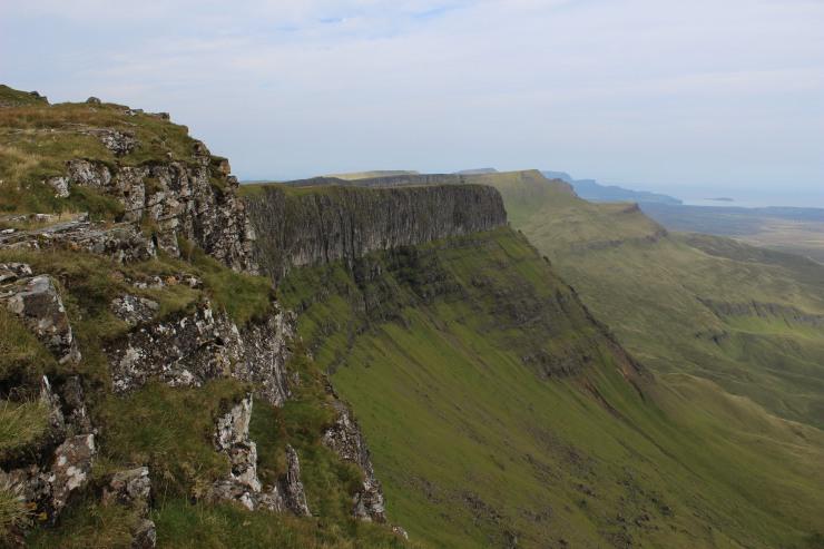 trekking scozia