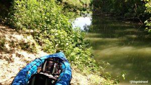 Traversata del Lamone in kayak: il racconto