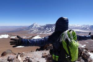 Scalare un vulcano in Cile: il video dei miei primi (e forse ultimi) 5604 metri