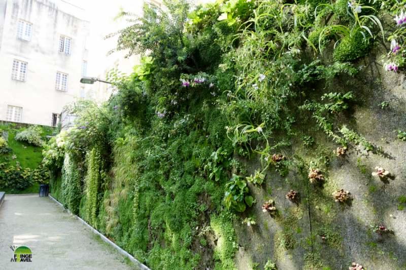 Giardino verticale Bordeaux