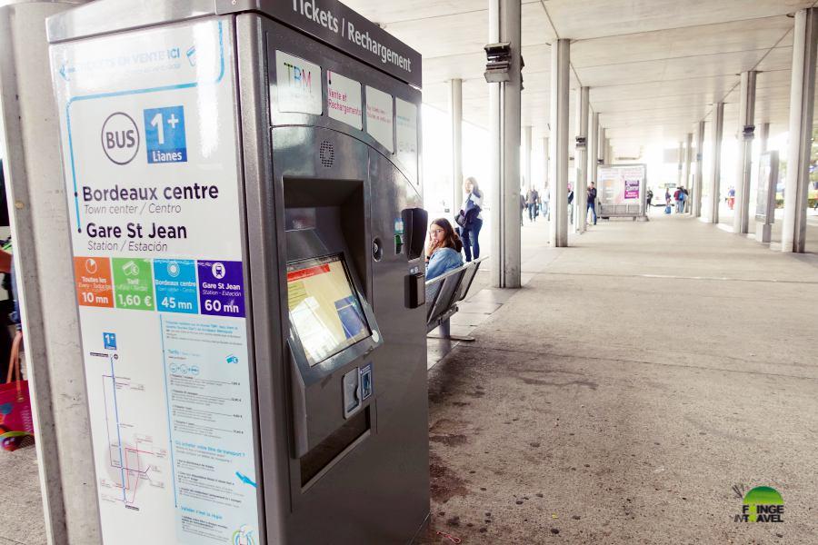 bordeaux macchinette tram mezzi pubblici