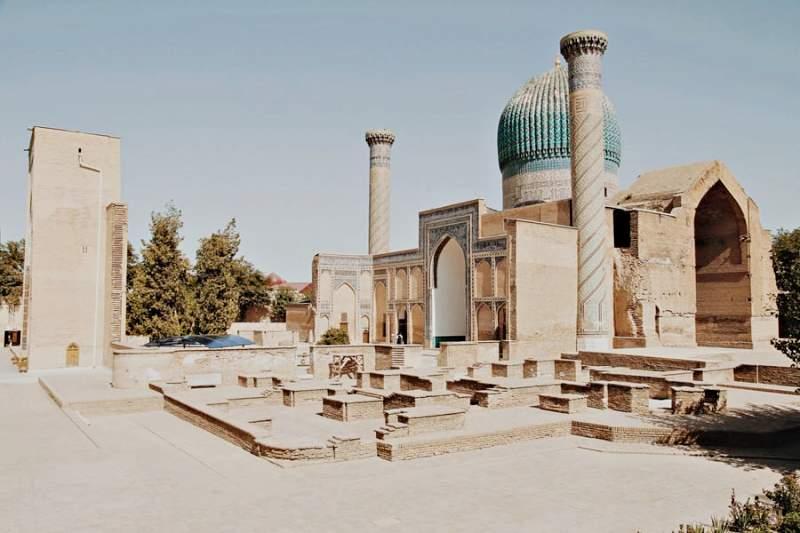 Uzbekistan vedere samarcanda47