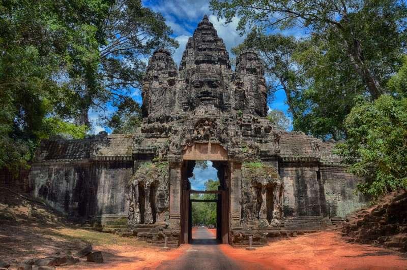 cambogia tempio frontiera thailandia