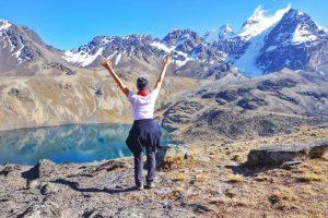 donne in montagna Simo_Bolivia