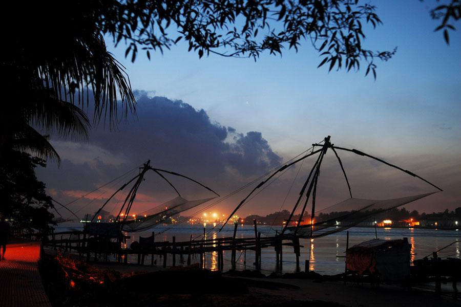 Fort  Kochi, Kerala (foto ente turismo)