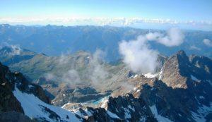 Vetta Monte Disgrazia: cosa vuol dire arrivare in cima?