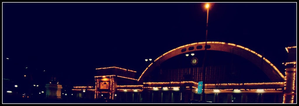 Stazione di Bangkok, Thailandia