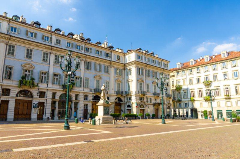 Palazzo Carignano - Foto Shutterstock