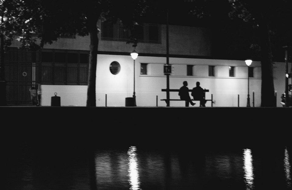 © Rendez-vous sur le canal Saint-Martin (Paris, 2010) Photography by Alessio Trerotoli