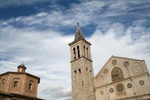 Prendo la macchina e vado: Spoleto, Montefalco e Todi (Umbria #1)