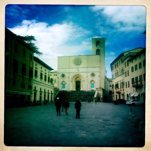 Piazza di Todi