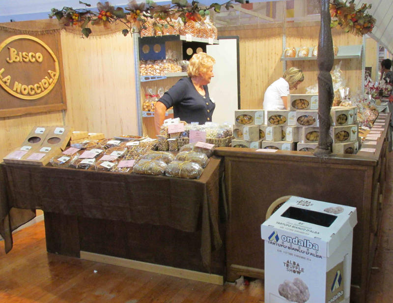 alba truffle show