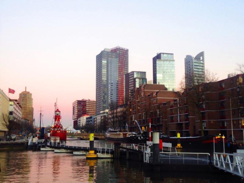 Leuvenhaven - Rotterdam