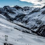 Davos Svizzera neve