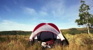 campeggio libero norme