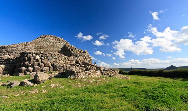 Foto Nuraghe (da sito comune Barunimi)
