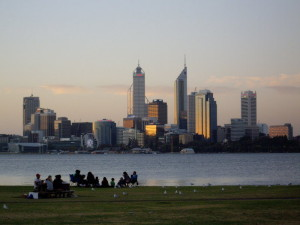 Perth_view_city