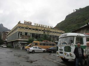 Tipiche o semplicemente brutte? Le città dell'Armenia