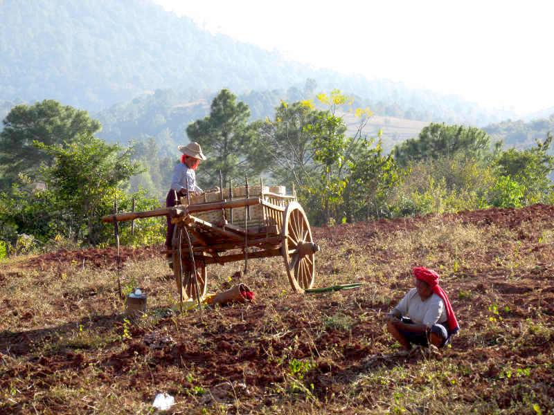 Itinerario di viaggio in Myanmar/Birmania