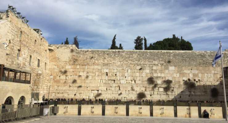 viaggiare in israele e palestina