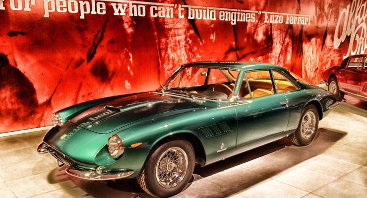 Museo Ferrari (foto Pixabay)