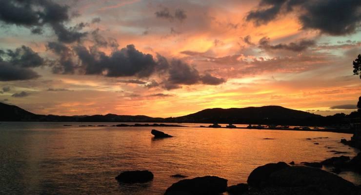 ibiza tramonto