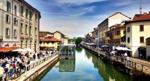 andare a Milano