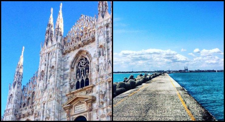 Milano vs romagna