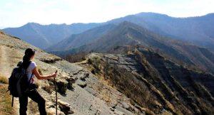 Trekking in Romagna: vi racconto l'escursione al Monte Tiravento