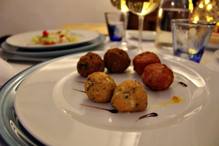 dove mangiare in Costiera Amalfitana vista ristorante Bacco