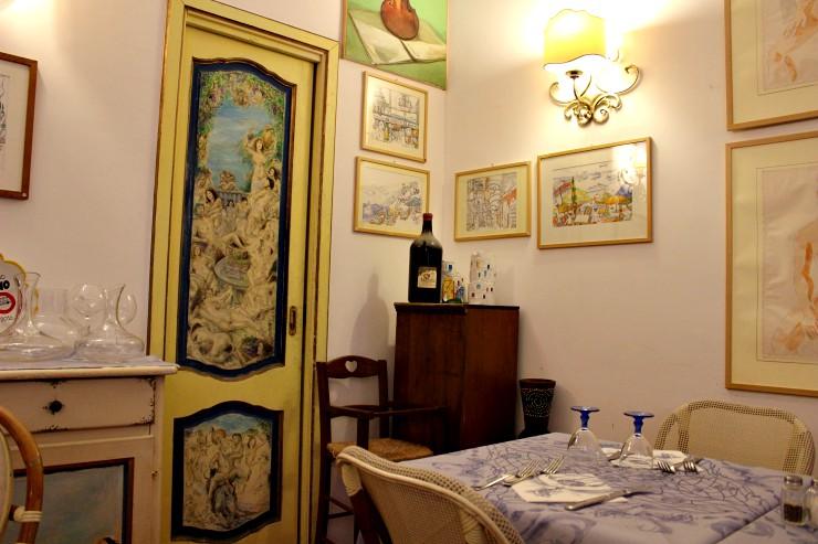 dove mangiare in Costiera Amalfitana vista ristorante mediterraneo