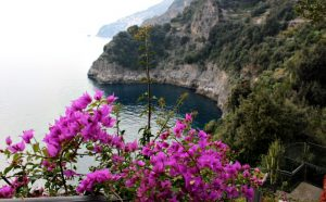 dove mangiare in Costiera Amalfitana vista ristorante