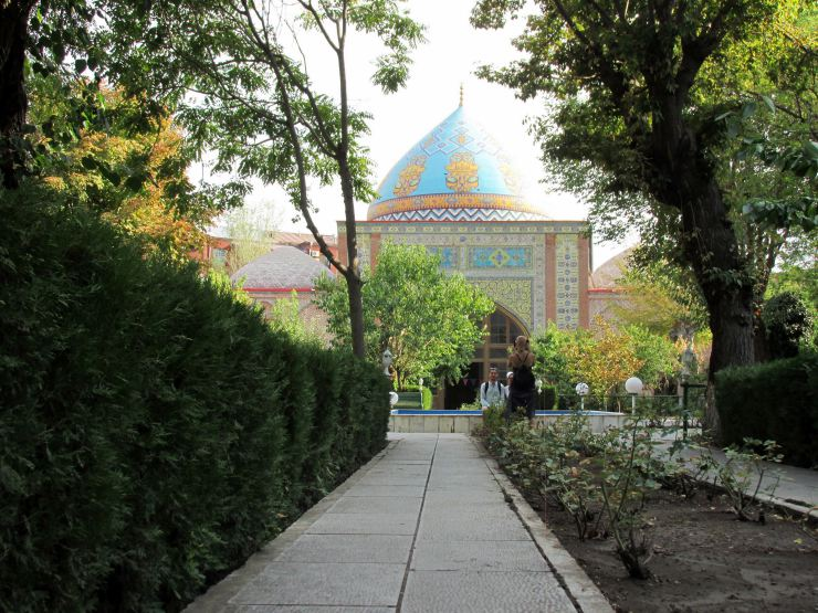 yerevan moschea blu