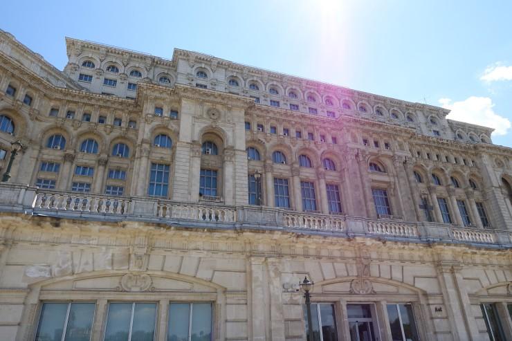 Palazzo parlamento di bucarest come e perch visitarlo for Votazioni parlamento oggi